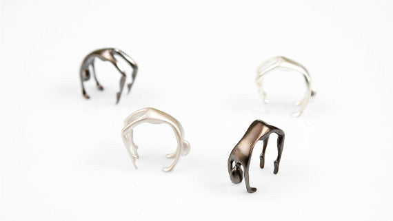 Nicolas Ring- Silver (Polished)