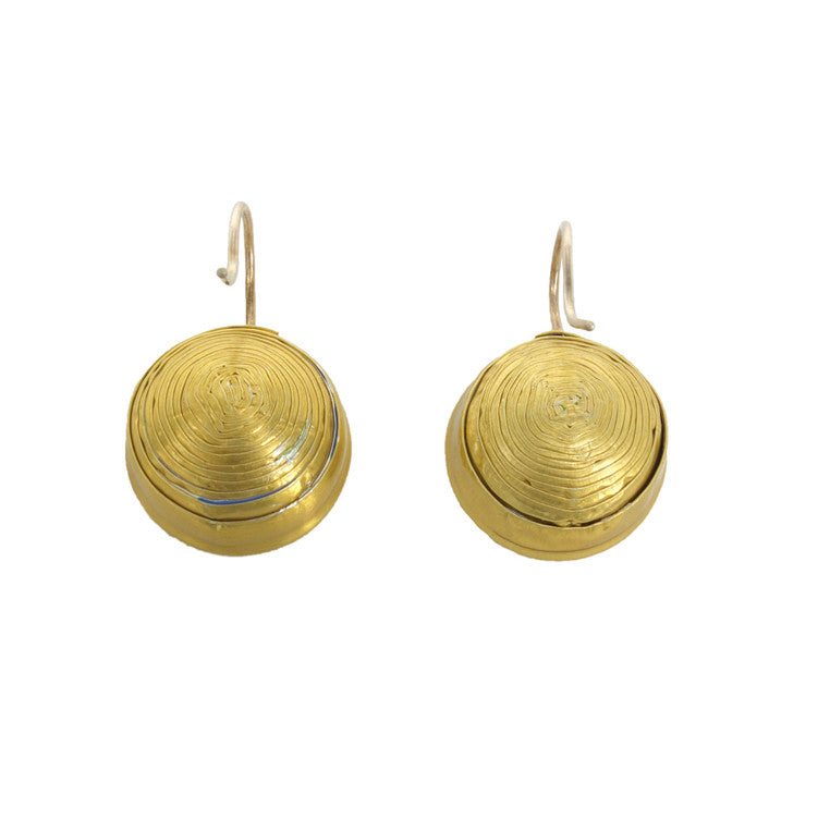 Nicole Taubinger- Spirals Earrings