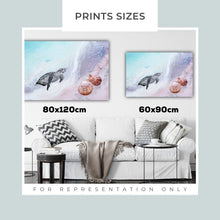 Load image into Gallery viewer, Bondi Surf Aqua Green | Limited Edition Art Print