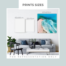 Load image into Gallery viewer, Bondi Surf Light Landscape. Ocean Limited Edition Art Print