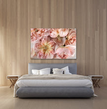 Load image into Gallery viewer, Abstract Floral. Soft Pink. Flower Power Macro. Art Print. Antuanelle 2 Pink Floral Artwork. Limited Edition Print