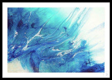 Load image into Gallery viewer, Abstract Seascape. Dreaming Gold Coast. Art Print. Antuanelle 5 Boho Ocean. Limited Edition Print