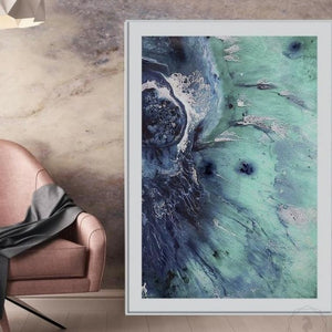 Art Print Bondi Surfing Light . Limited Edition Antuanelle