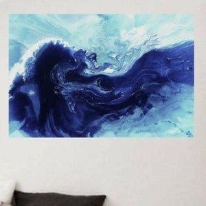 Art Print Bondi Swell. Abstract Ocean. Limited Edition Antuanelle