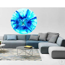 Load image into Gallery viewer, Abstract Tropical Butterfly. Blue Original Artwork. Antuanelle 3 Artwork