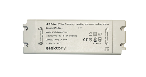 LED driver triac 60W - 24V