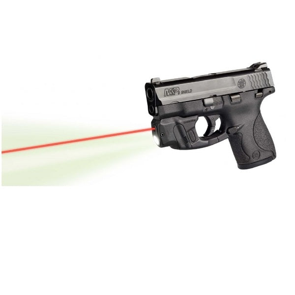 LaserMax Centerfire Lght Laser Red-Grip Sense SW SHIELD 9MM