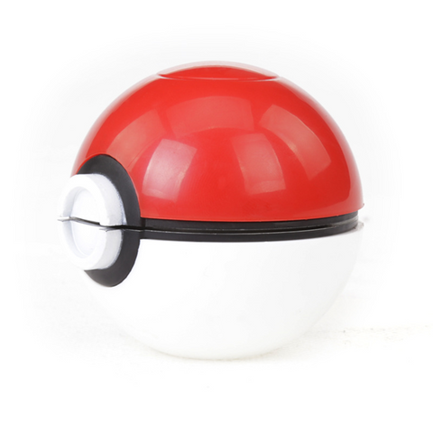 Cool 3 Layer Alloy Pokeball Grinder