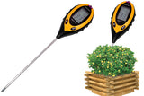 2 Pieces 4 in 1 Plant Flowers Soil Survey Instrument