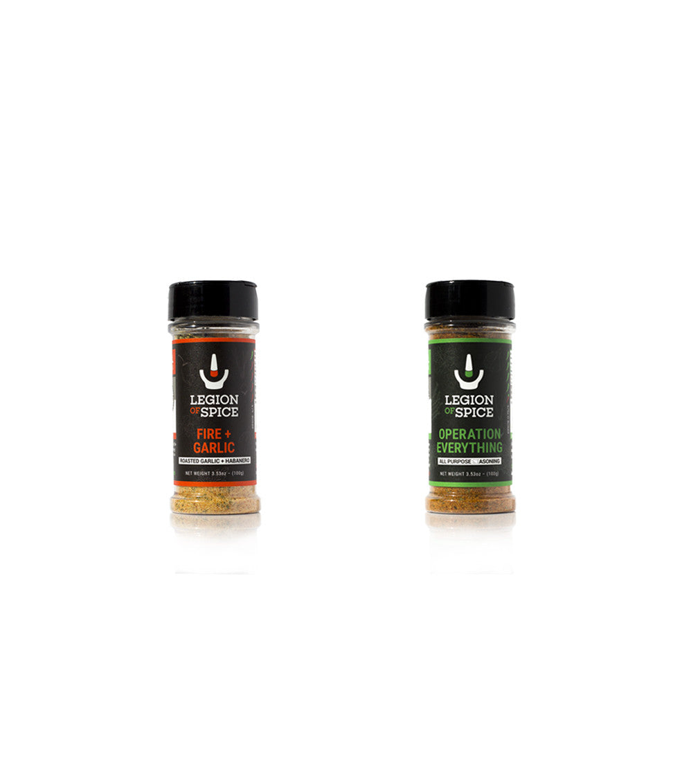 2 Pack - Choose 2 Seasonings