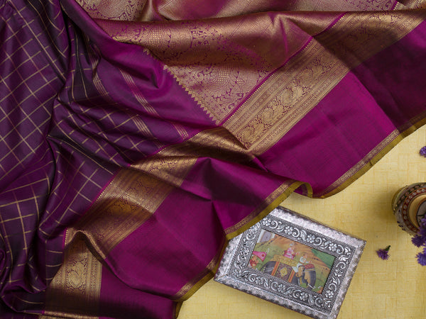 6 Must Have Kanjivaram Silk Sarees from NALINA collection by Prashanthi