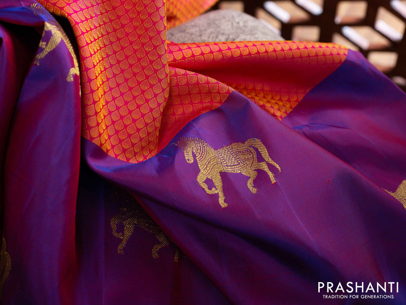 How Kanchipuram silk is turning into comfortable office wear