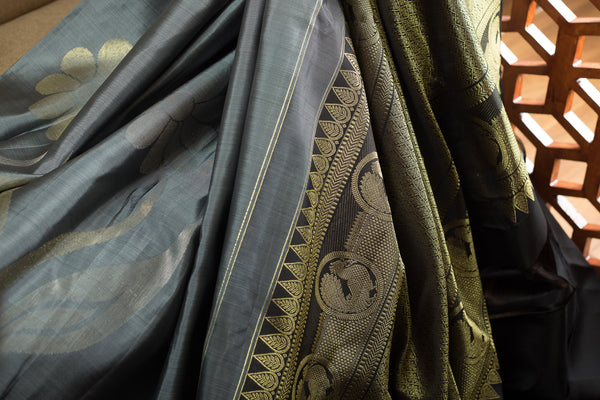 Soft Silks - a gorgeous amity of tradition and style!