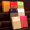 Raw Silk Sarees Gift Pack of 7