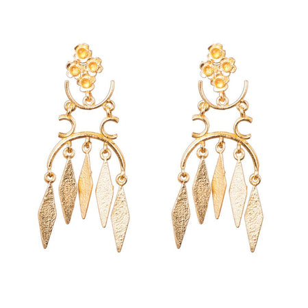 Layered designer Earrings