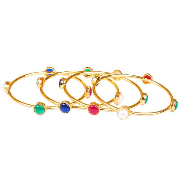 Handcrafted Golden Bracelet
