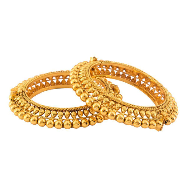 Gold Plated Beautiful Bangles