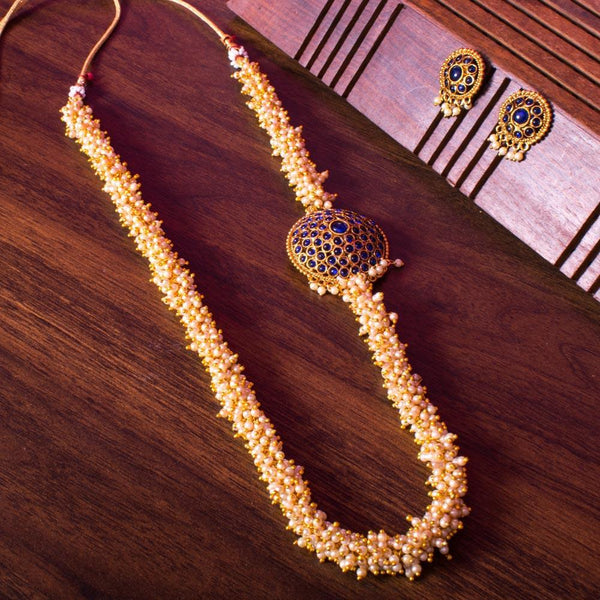Royal gold plated set