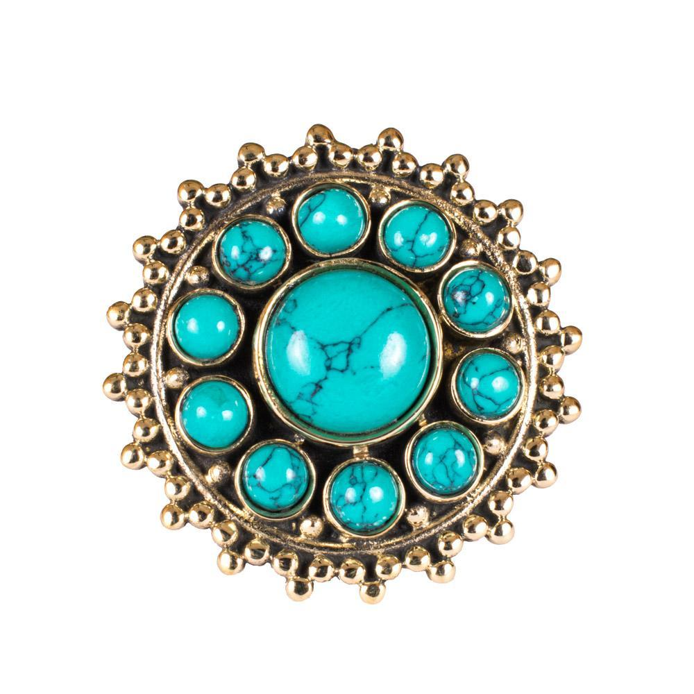 Turquoise Finery