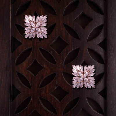 Stylish Square Earrings