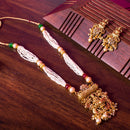 Pearl designer temple set