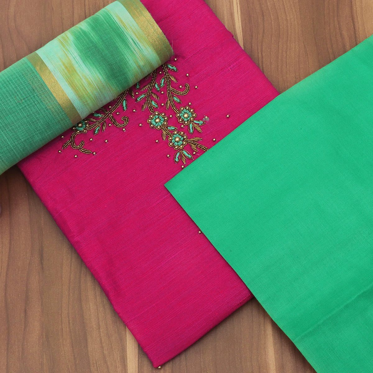 a767db696f Shop for Products at Prashanti Sarees at best price online.