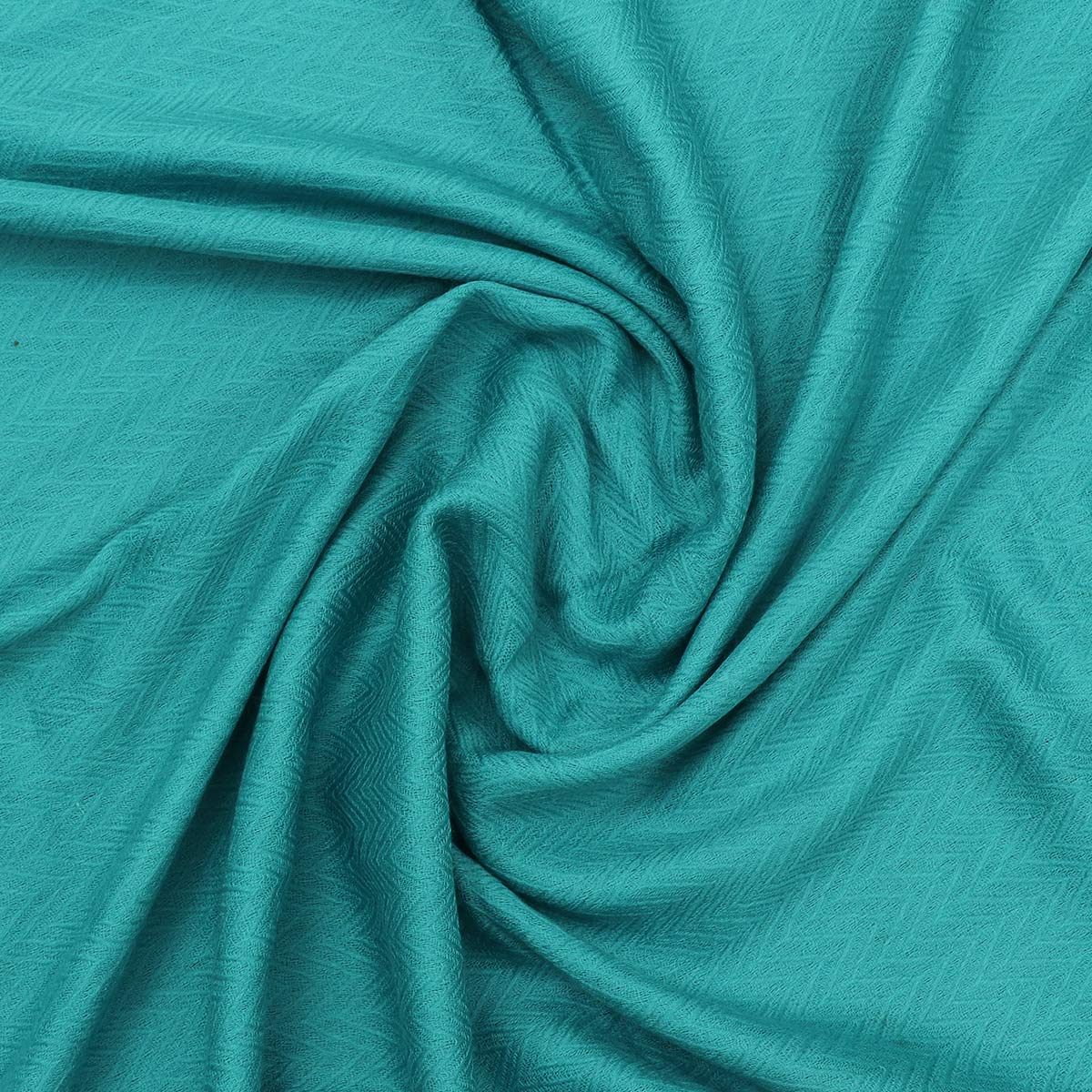 Pure Pashmina Stole Sea Green with Simple design for Rs.Rs. 3600.00 | Stole by Prashanti Sarees