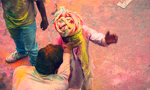HOLI IS THE WORLD'S GREATEST PARTY!
