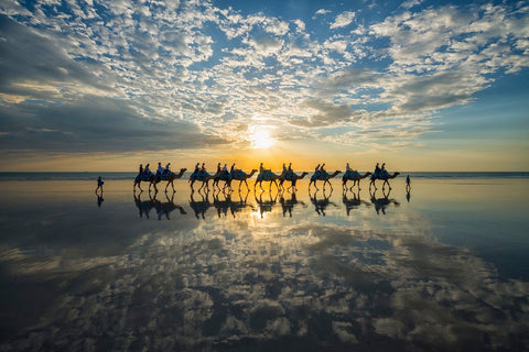 Clouds and Camels by Lauren Bath