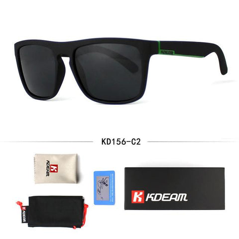 Adventure Sunglasses (UV + Polarized)