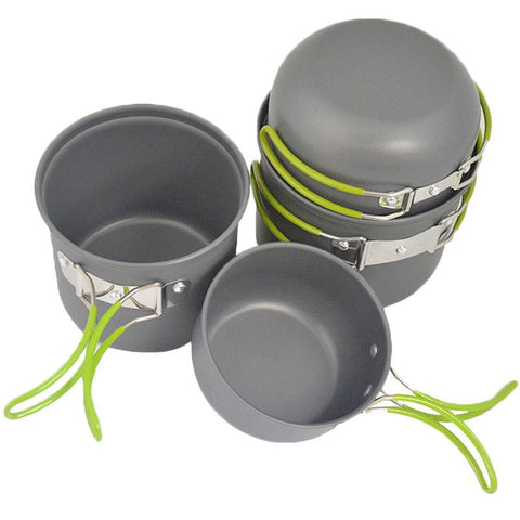 Camp Cooking Set (4pc)