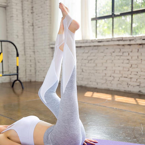 Dry Fit Elastic Yoga Pants