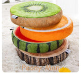 Fruity Meditation Cushions