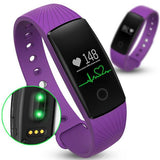 ID107 Wireless Smart Band Fitness Tracker