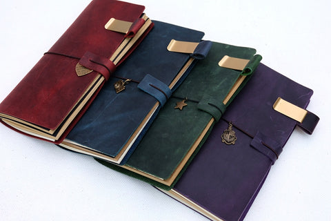 Leather Vintage Traveler Notebook