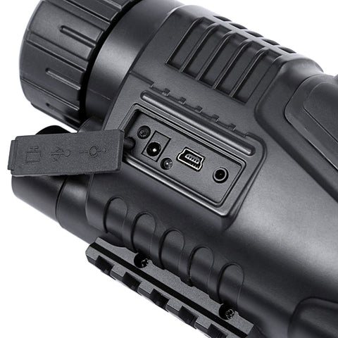 Night Vision Digital Scope Monocular