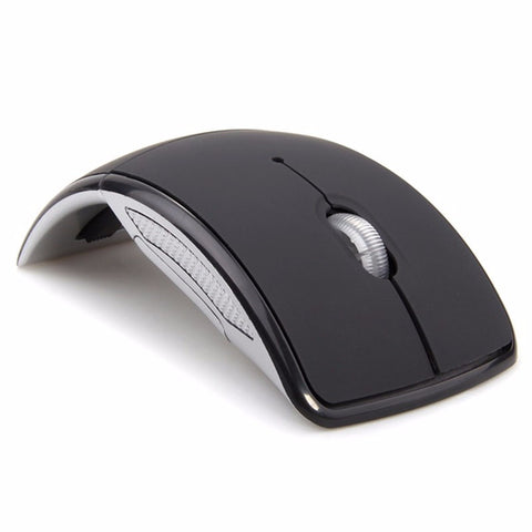 Wireless 2.4G Foldable Travel Mouse