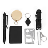 7in1 Multifunctional Survival Kit