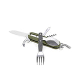 Folding Picnic Cutlery Set for Camping