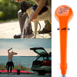 Portable Hand-Held Camping Travel Shower