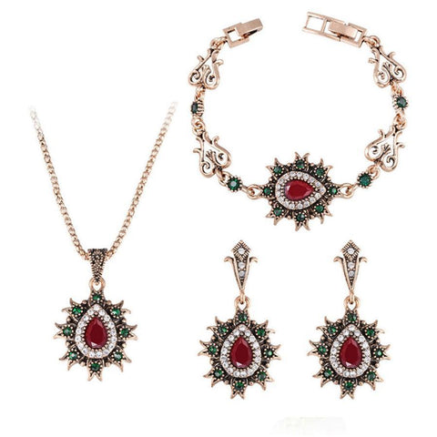 Turkish Jewellery Set