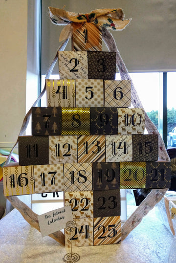 Tea Advent Calendar - 25 Days of Tea, Tea - Very Craftea