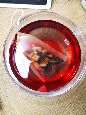 Self-Fill, Unbleached Tea Bags (1 Cup)
