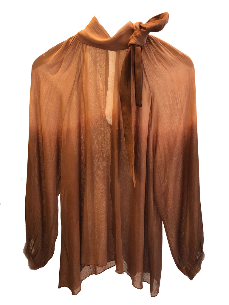 BLOUSE SEA RUST