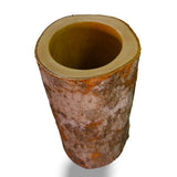 roro 9 Inch Natural Wood Branch Vase with Bark rorodecor.myshopify.com