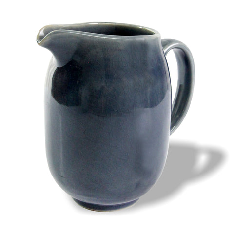 RoRo Blue Celadon Hand Molded Ceramic Stoneware Tea and Coffee Pitcher rorodecor.myshopify.com