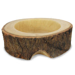 7 Inch Hand-carved Guacamole Smoothie or Cereal Bowl