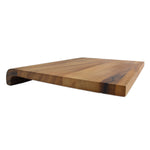roro Over the Counter Edge Wood Cutting Board and Prep Station, 16 In rorodecor.myshopify.com