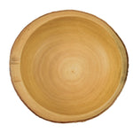 roro Wood Serving, Snack and Salad Bowl, 8 Inch Live-Edge rorodecor.myshopify.com