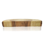 roro Chopping Board/Block and Tray with Bark Edges rorodecor.myshopify.com
